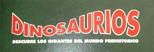 Dinosaurios - Enciclopedia por fascículos de Planeta deAgostini