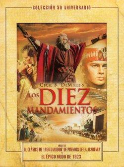 Los Diez Mandamientos - Carátula