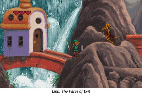 Zelda CD-i - Link: The Faces of Evil