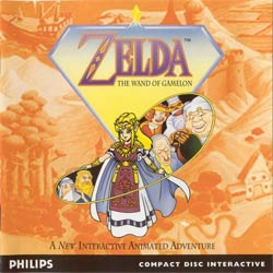 Zelda CD-i - The Wand of Gamelon