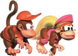 DKC Diddy's Kong Quest