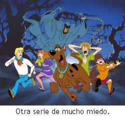 Entre fantasmas - Scooby Doo