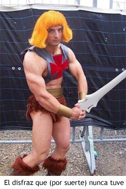 He-Man - Disfraz