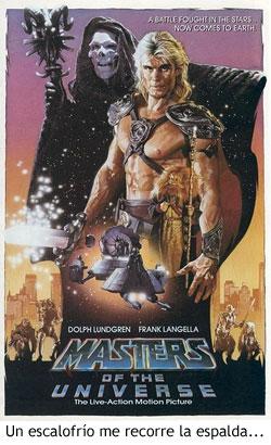 He-Man y los Amos del Universo - La película