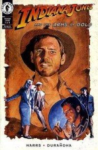 Indiana Jones y el brazo de oro