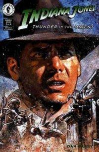 Indiana Jones: Tormenta en Oriente