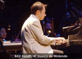 Koji Kondo, el músico de Nintendo
