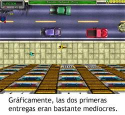 GTA - Gráficos