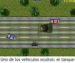 GTA - El tanque