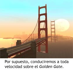 GTA San Andreas - Golden Gate