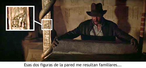 Indiana Jones en Busca del Arca Perdida - R2D2 y C3PO