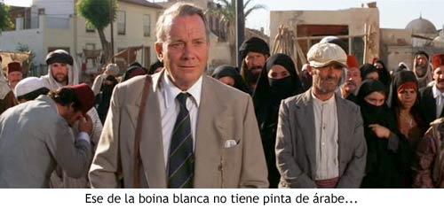 Indiana Jones y la Última Cruzada - Aldeano español con boina y fajín