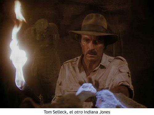 Tom Selleck, el otro Indiana Jones