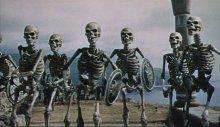 Mis monstruos favoritos - Los esqueletos guerreros