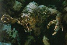 Mis monstruos favoritos - El rancor