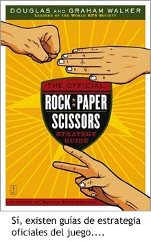 Piedra-papel-tijeras - Guía oficial