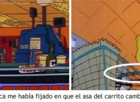 Gazapos de 'Los Simpson'