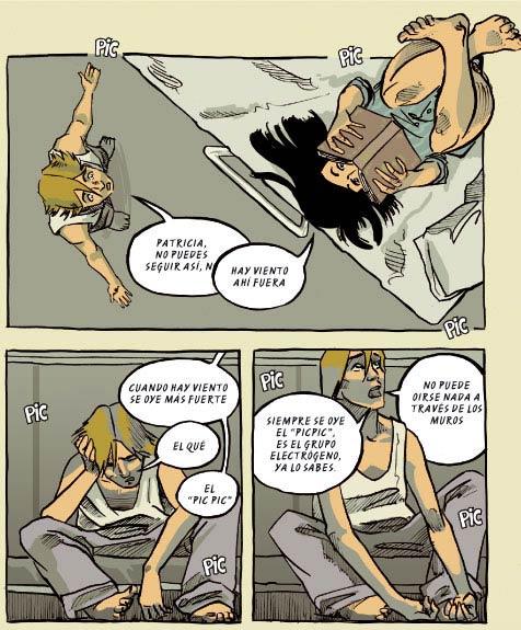 La Reserva - Página 1