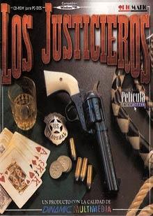 Los Justicieros - Carátula
