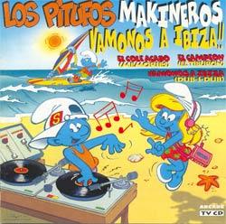 Los pitufos makineros - Vámonos a Ibiza