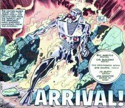 Rom - El Caballero del Espacio llega a la Tierra