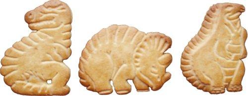 Resultado de imagen para galletas dinosaurus