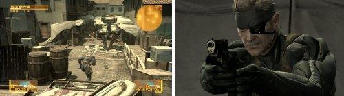 Impresiones - MGS4: Old Snake en acción