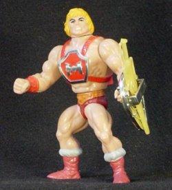 MOTU -  He-Man Pueño de Trueno