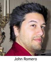 Diseñadores de videojuegos - John Romero