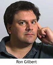 Diseñadores de videojuegos - Ron Gilbert