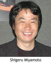Diseñadores de videojuegos - Shigeru Miyamoto