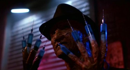 Pesadilla en Elm Street 3 - Un buen chute