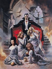Vampiros en la Historia - Drácula y sus