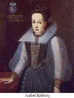 Vampiros en la Historia - Isabel Bathory