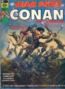Conan - La espada salvaje de Conan