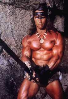 Conan - Arnie es Conan