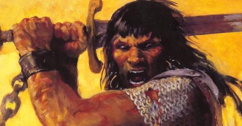 Conan - Portada