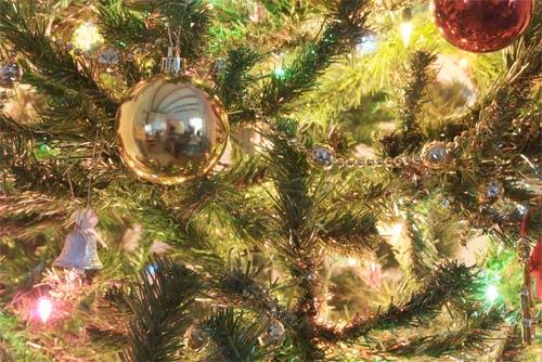 Árbol de Navidad - Adornos