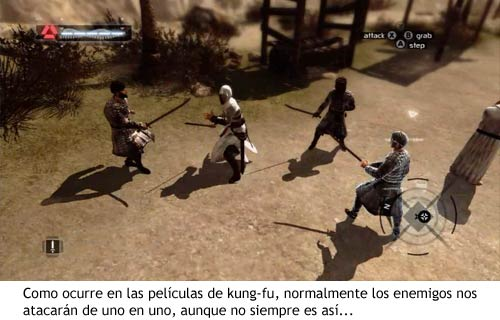 Assassin's Creed - Combate