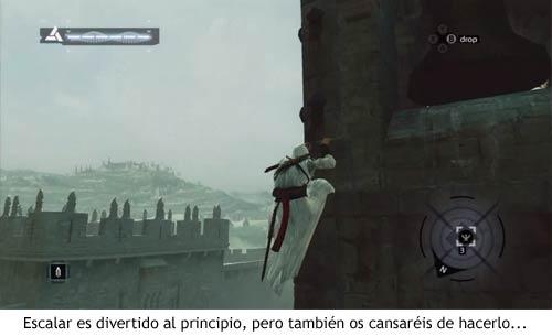 Assassin's Creed - Escalando
