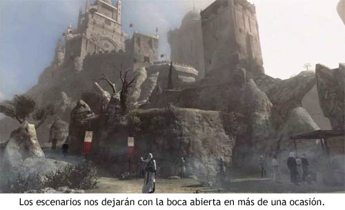 Assassin's Creed - Escenarios