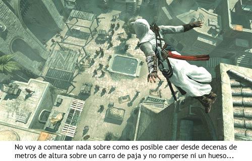 Assassin's Creed - Salto