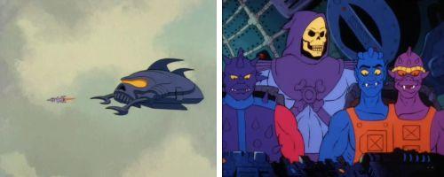 He-Man Especial de Navidad - El atrapador de Skeletor
