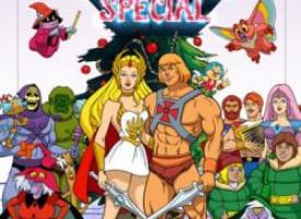 He-Man y She-Ra: Especial de Navidad