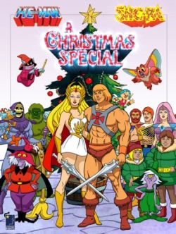 He-Man Especial de Navidad - Carátula