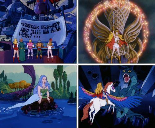 He-Man Especial de Navidad - She-Ra, Mermista y el Monstruo Bestial