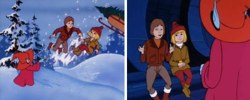 He-Man Especial de Navidad - Conociendo a los terrícolas
