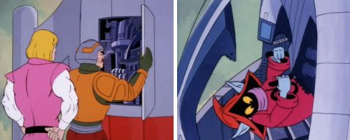 He-Man Especial de Navidad - Saboteando el espía-celeste