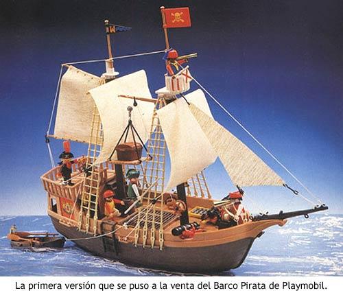 Playmobil - Barco Pirata