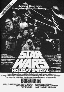 Star Wars Holiday Special - Cartel